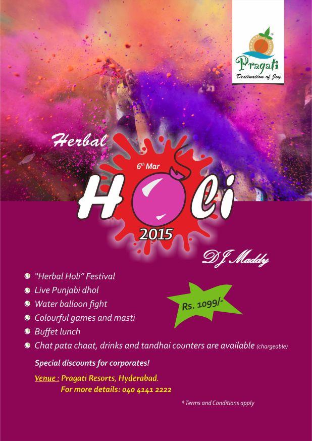 Herbal-Holi-Festival