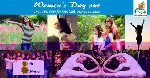 Women's Day at Pragati