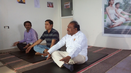 Yoga Day at Pragati - 4